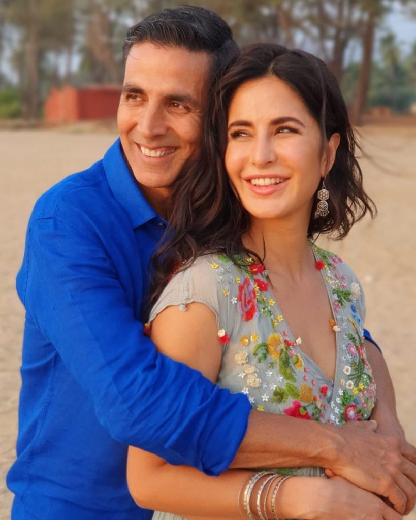 Akshay Kumar & Katrina Kaif