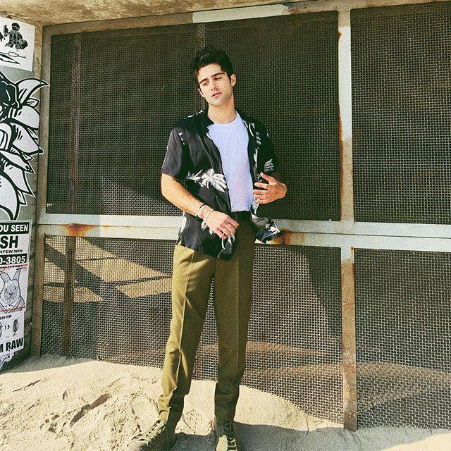 Max Ehrich age Instagram