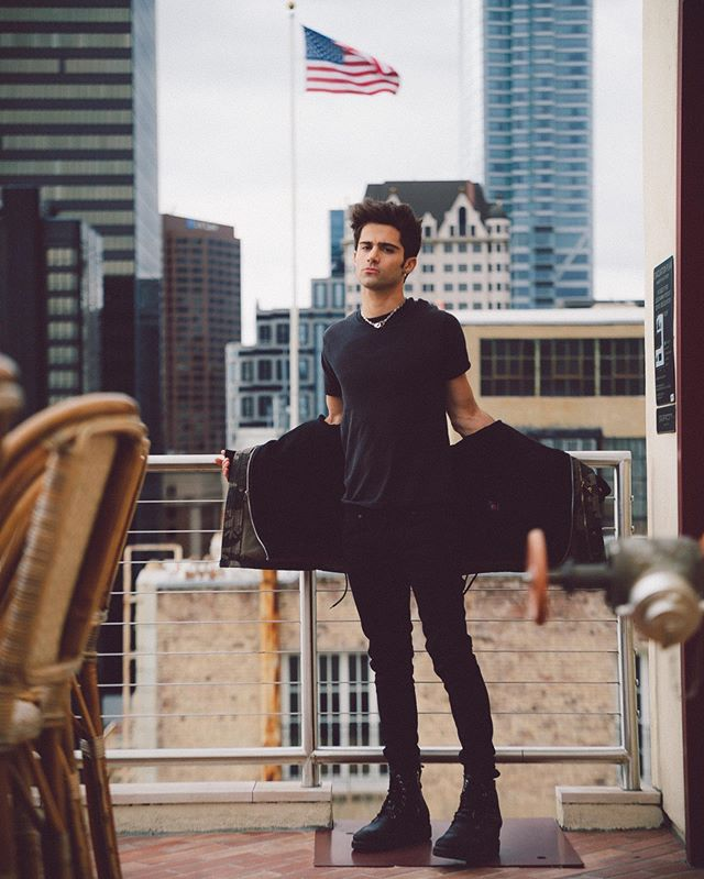 Max Ehrich height