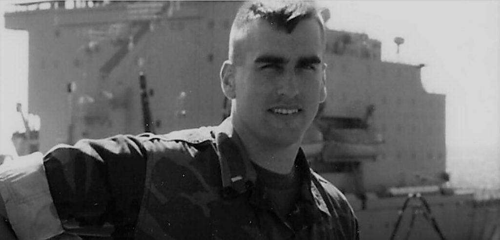 Rob Riggle military