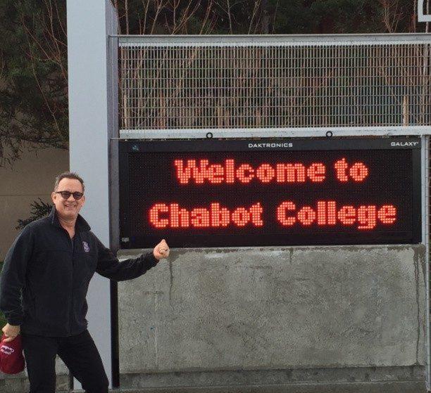 Tom Hanks school