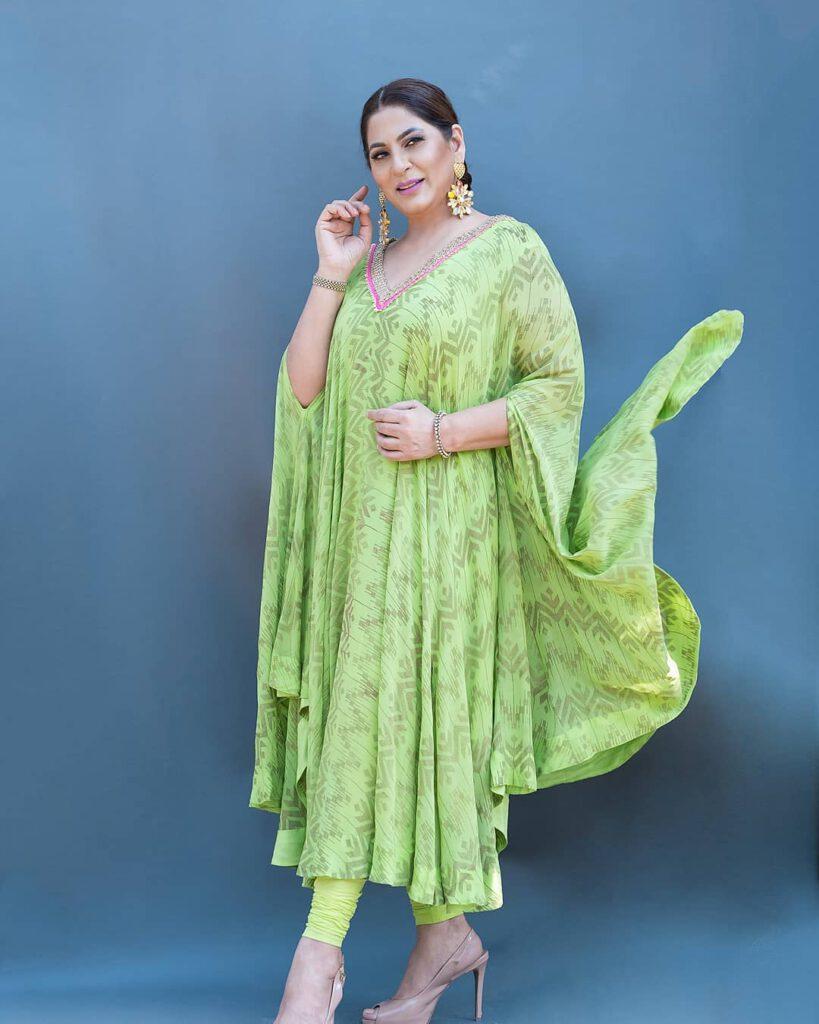 Archana Puran Singh height