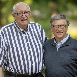 Bill Gates father