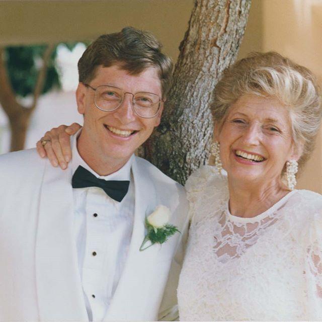 Bill Gates mother
