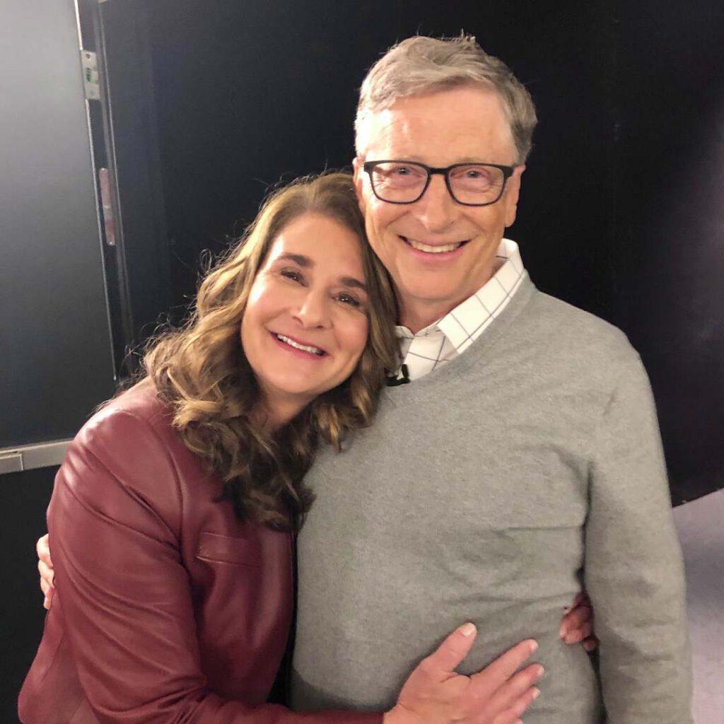 Bill Gates wife