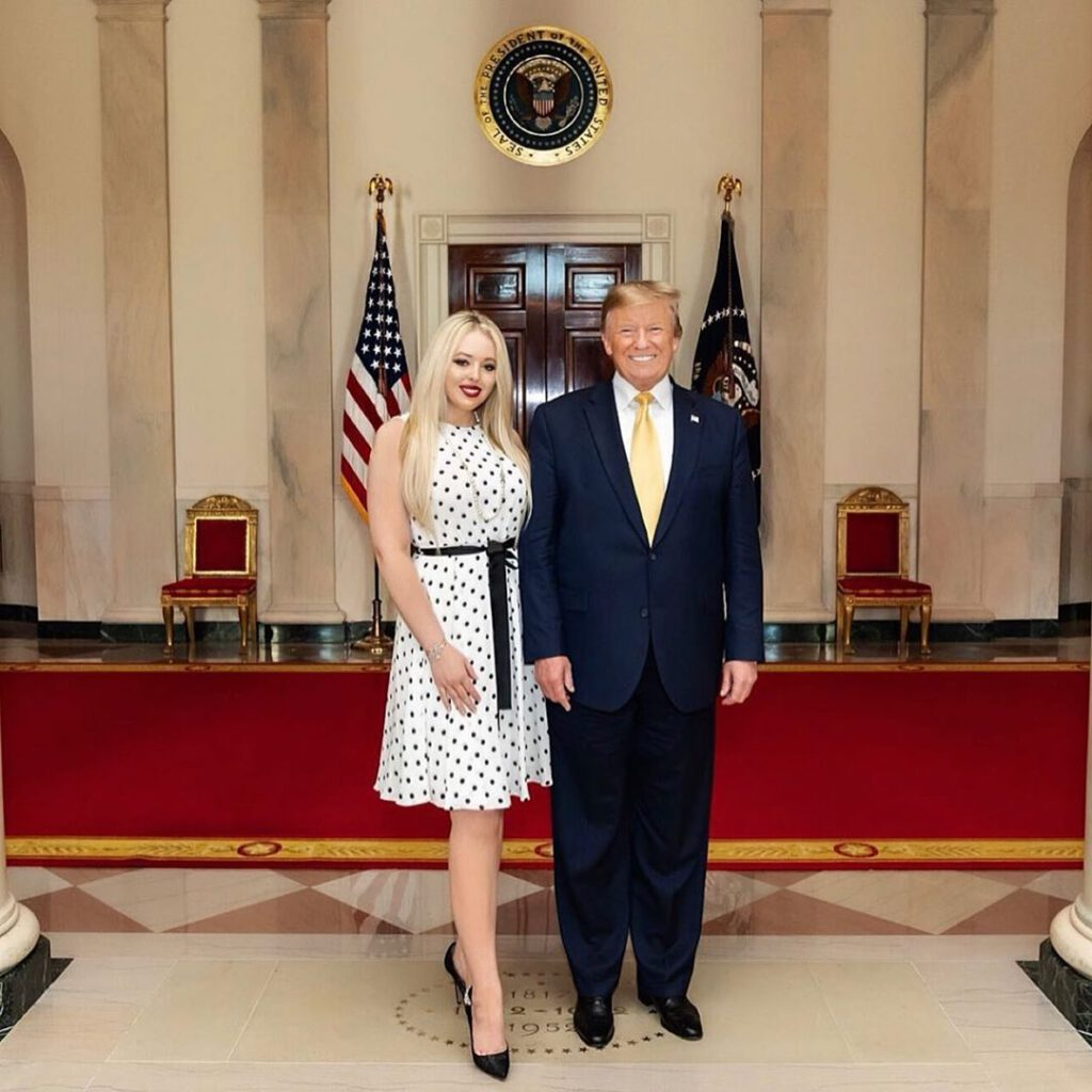 Donald Trump daughter