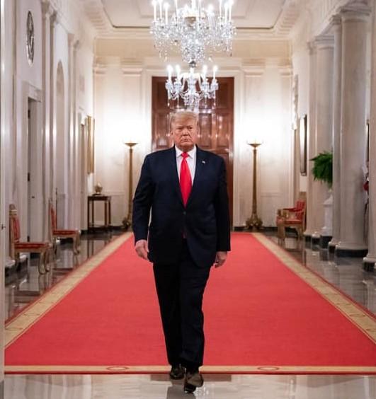 Donald Trump height