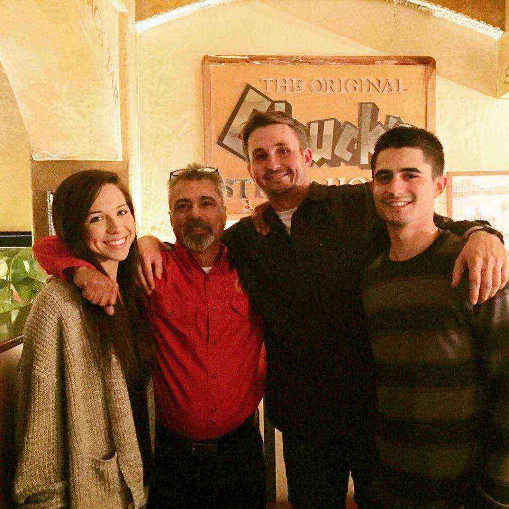 Taylor Atelian family