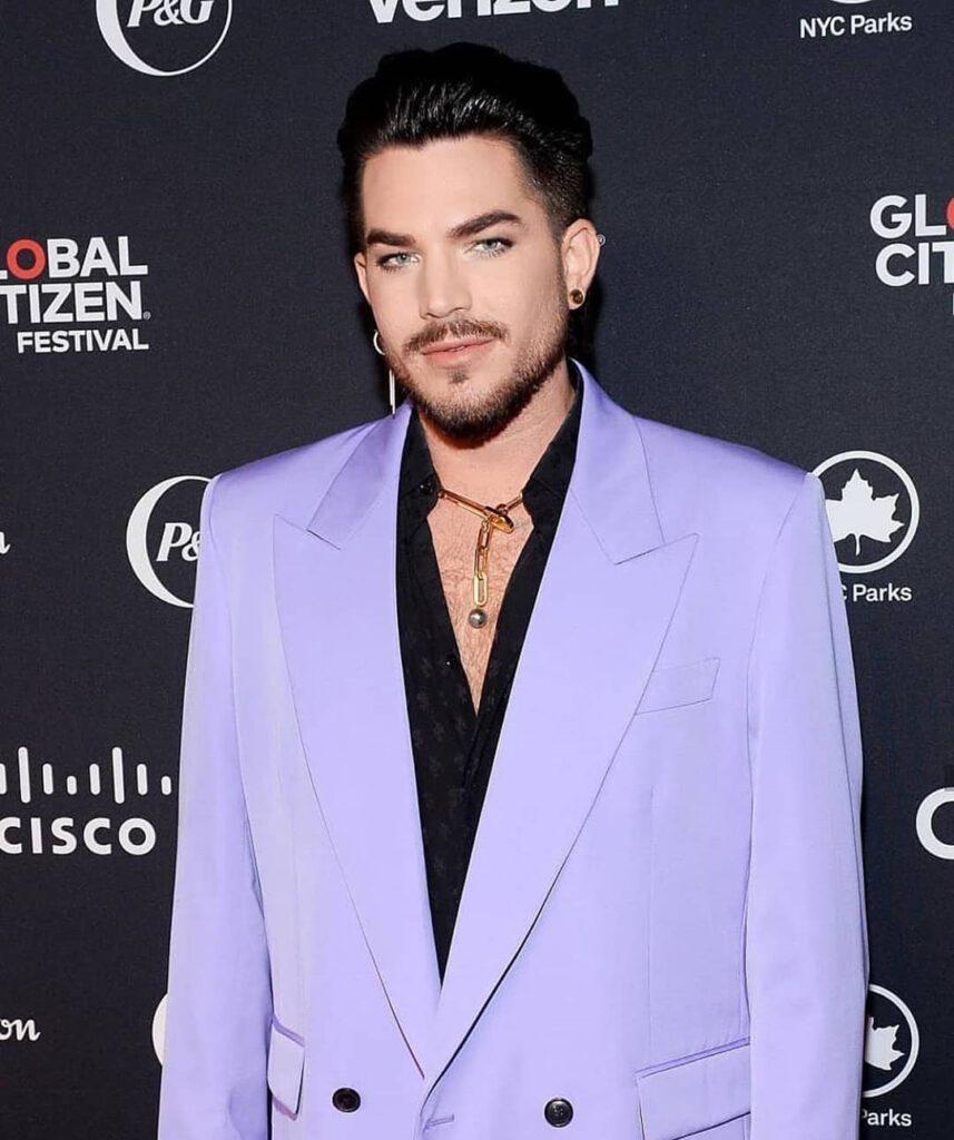 Adam Lambert Net Worth