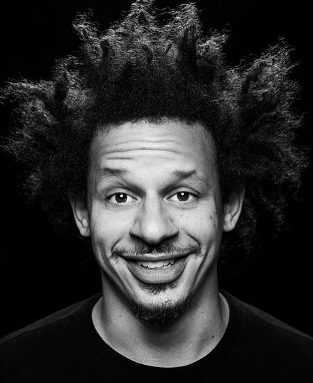 Eric Andre Unique Hairstyle