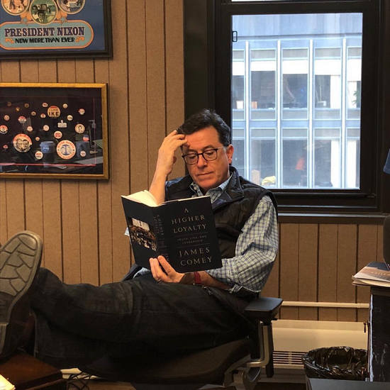 Stephen Colbert Books