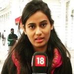 Tanushree Pandey Journalist