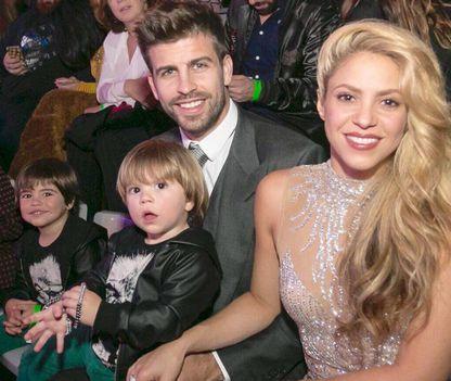 Shakira husband age