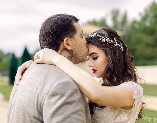 Angel Del Villar And Cheli Madrid Married