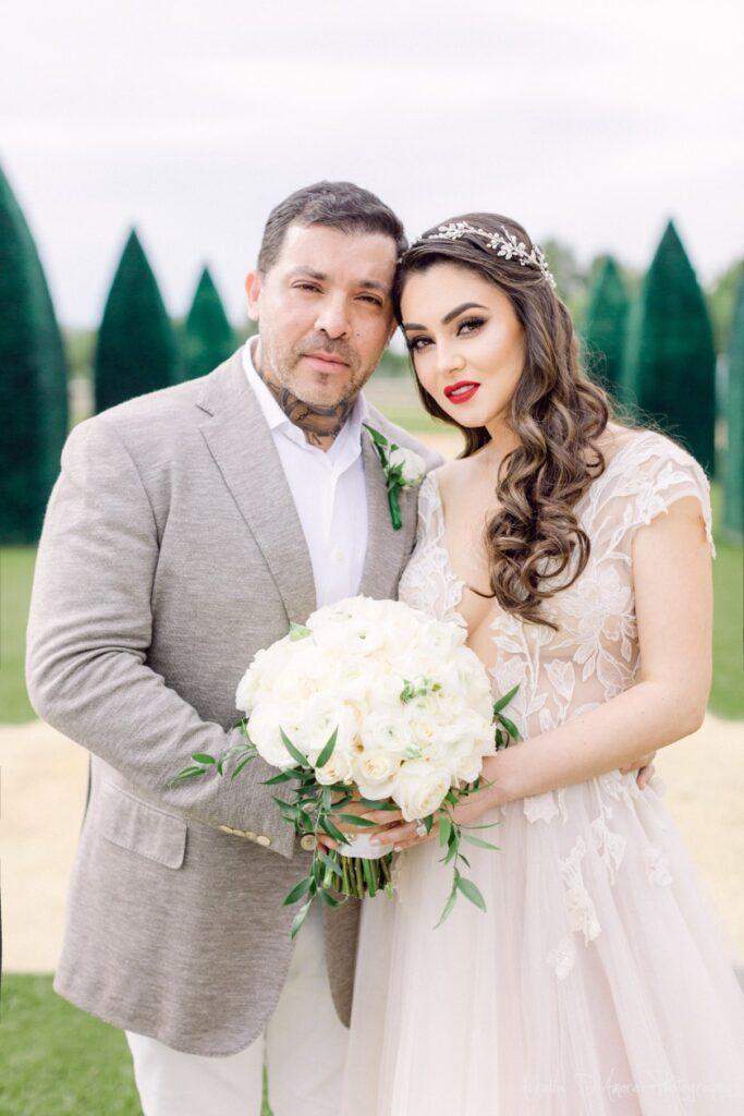 Angel Del Villar Cheli madrid Wedding Ceremony