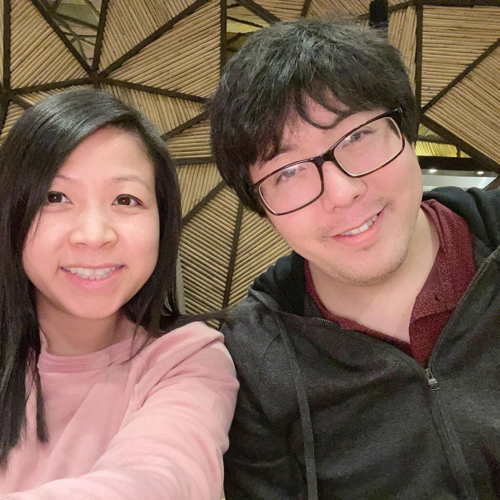 Loann Kaji and Shion Guan