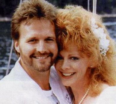Narvel Blackstock re marriage Reba McEntire