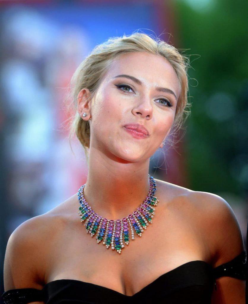 Scarlett Ingrid Johansson Age