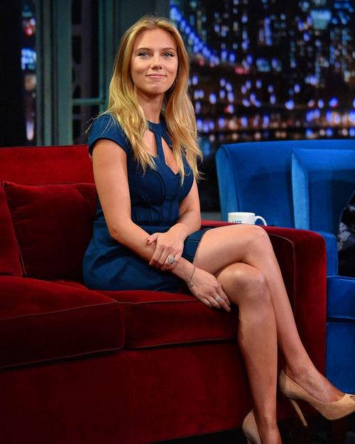 Scarlett Johansson Worth