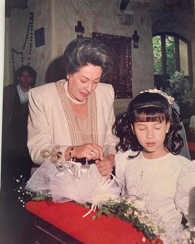Manuela Escobar Grandmother