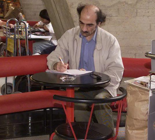 Mehran Karimi Nasseri- Terminal Man