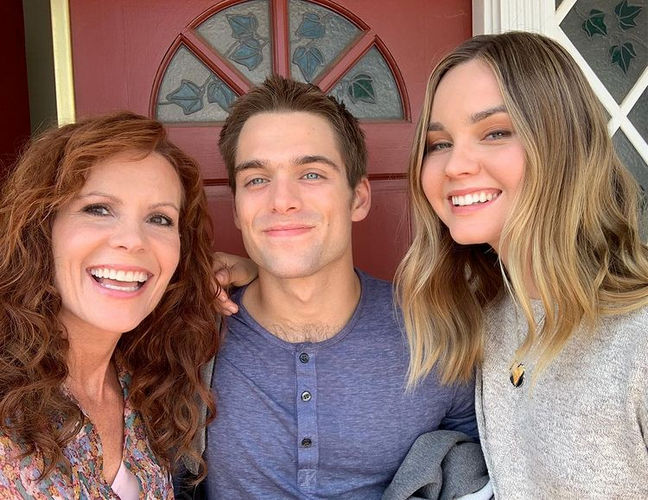 Robyn Lively Family