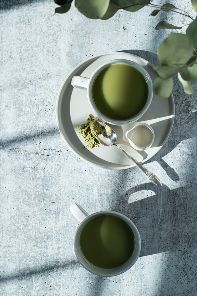 Green Tea Prevent Ageing, Heart Disease