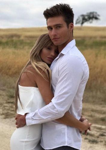 Haley Giraldo and Matt Williams