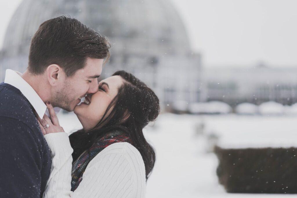 Kissing Benefit
