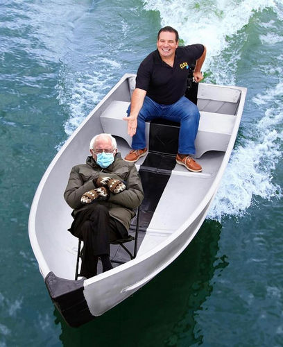 Phil Swift Flex Boat