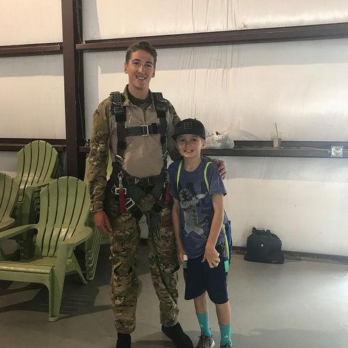 Hunter and Ryder Fieri