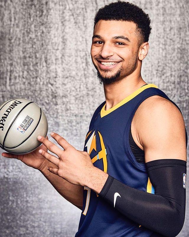 Jamal Murray BasketBall Player