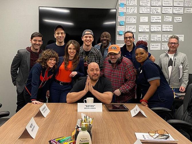 The Crew Show Members