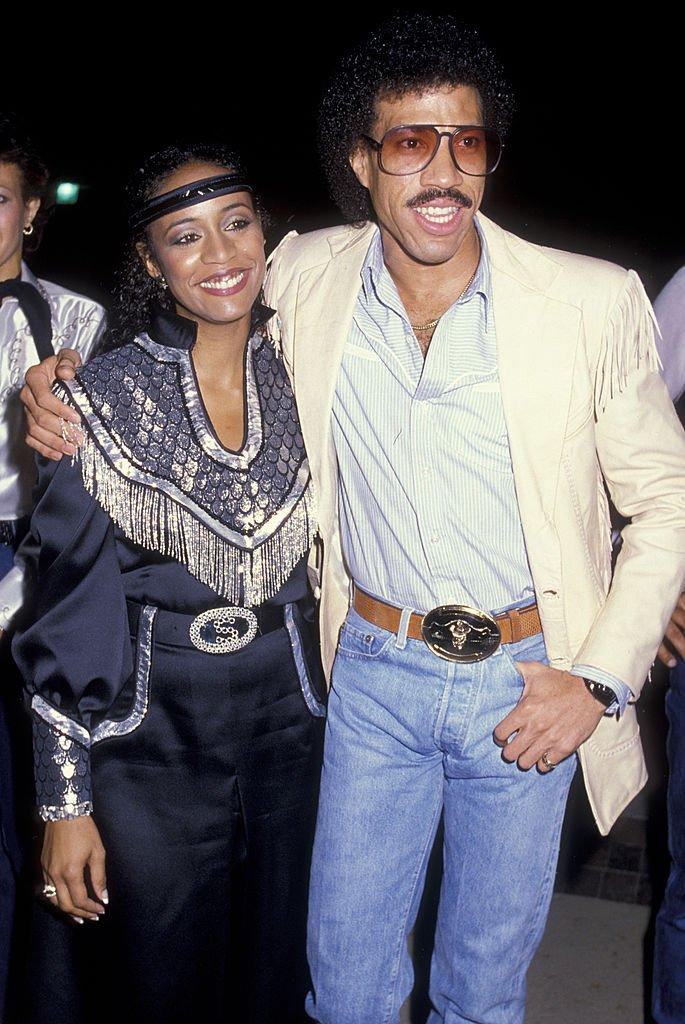 Lionel Richie First Wife Brenda