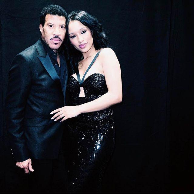 Lionel Richie Wife Lisa Parigi