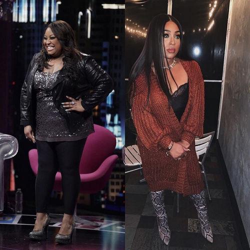Tanisha Thomas Before and After