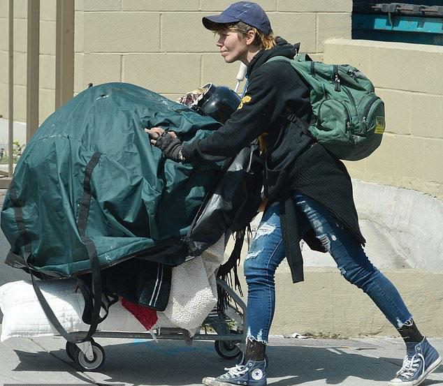 Homeless Mrs. Willison