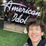 Wyatt Pike in American Idol