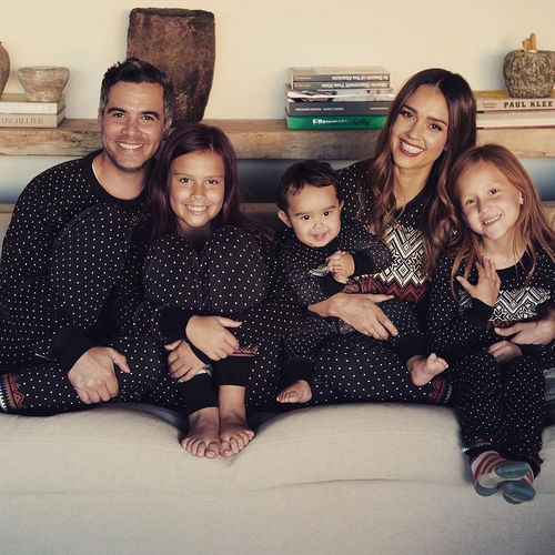 Cash Warren Family