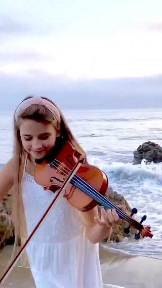 Karolina Protsenko Violin