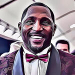Ray Lewis Height and Weight