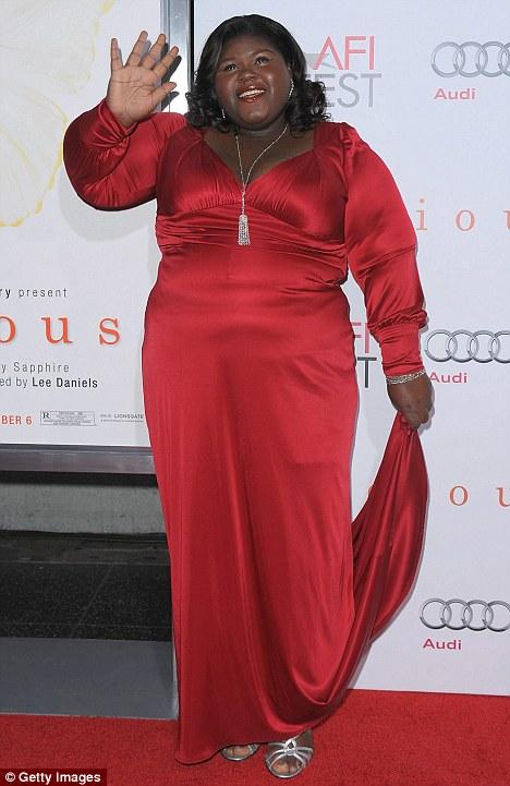 Gabourey Sidibe Weight Loss Journey