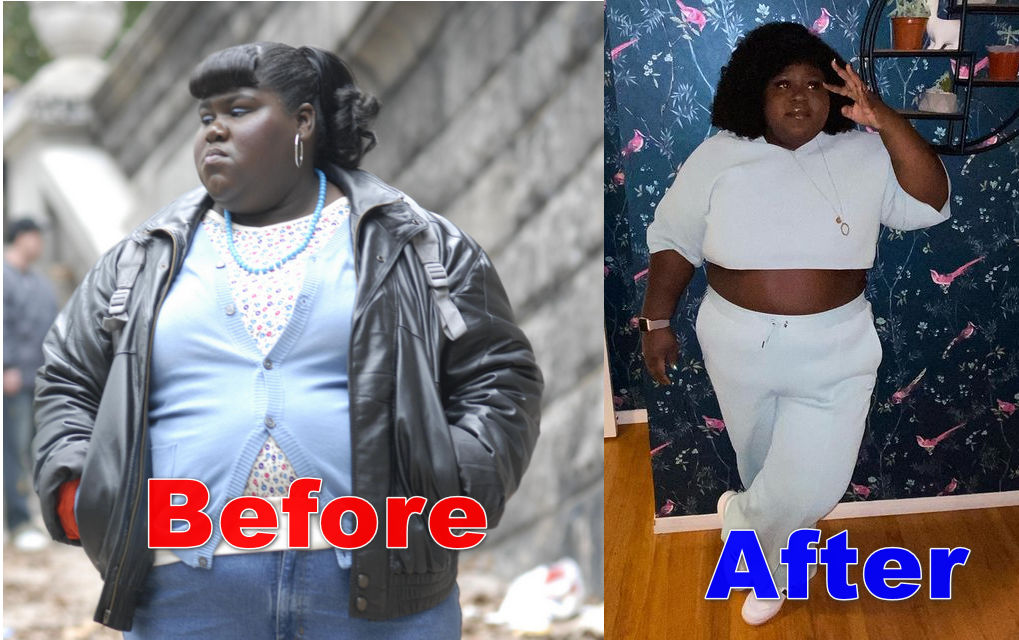 Gabourey Sidibe Before and After