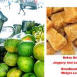 Jaggery And Lemon Water