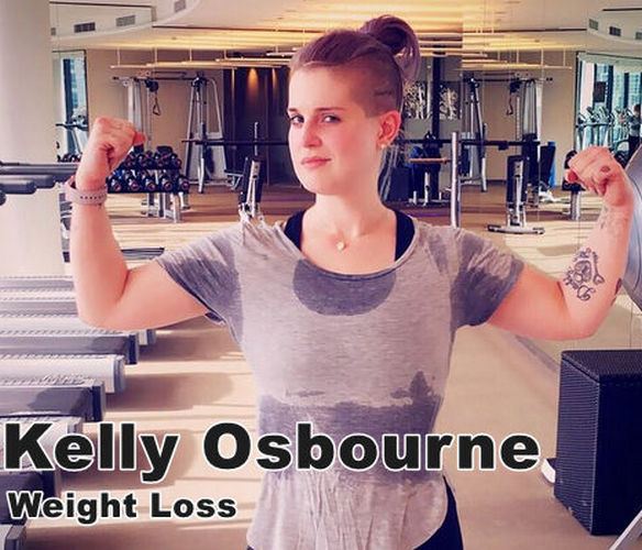 Kelly Osbourne Weight Loss Diet and Workout
