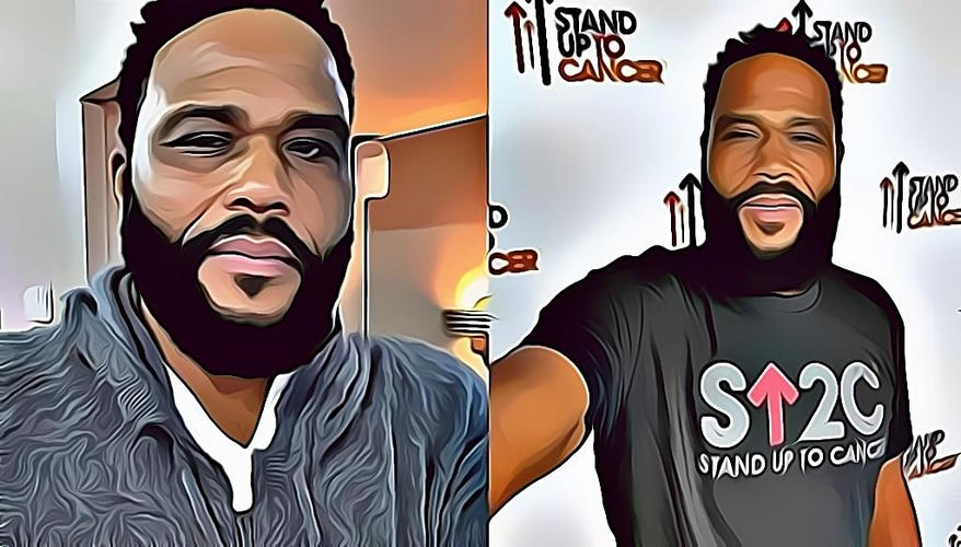 Anthony Anderson Before and After Weight Loss