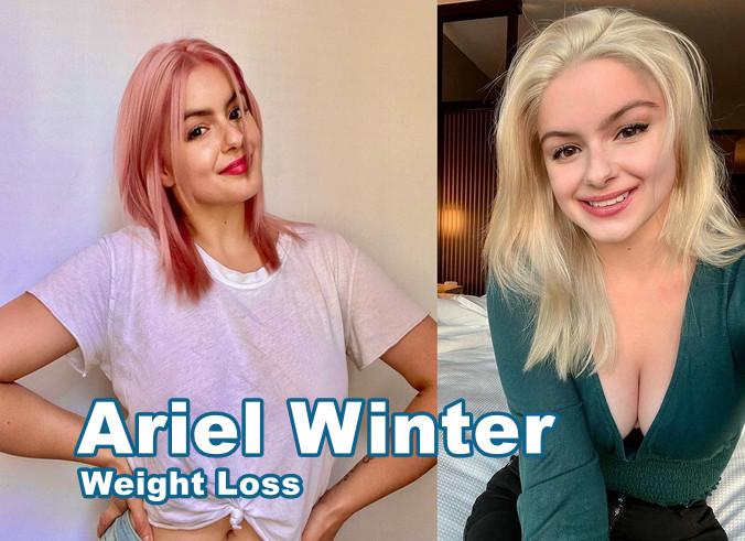Ariel Winter Weight Loss