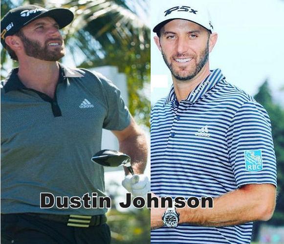 Dustin Johnson Workout