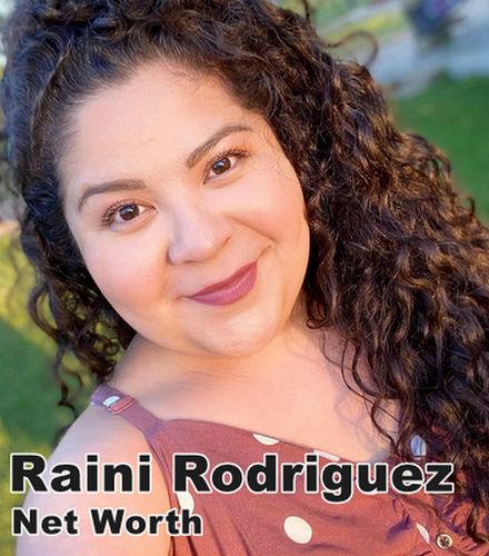 Raini Rodriguez Net Worth