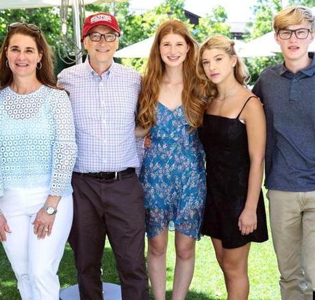 Rory John Gates Family